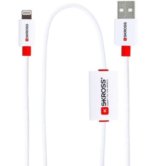 SKROSS CHARGE & SYNC ALARM CABLE - BUZZ LIGHTNING