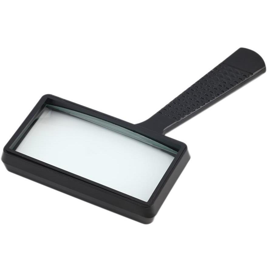 זכוכית מגדלת ידנית - הגדלה X3 DURATOOL
