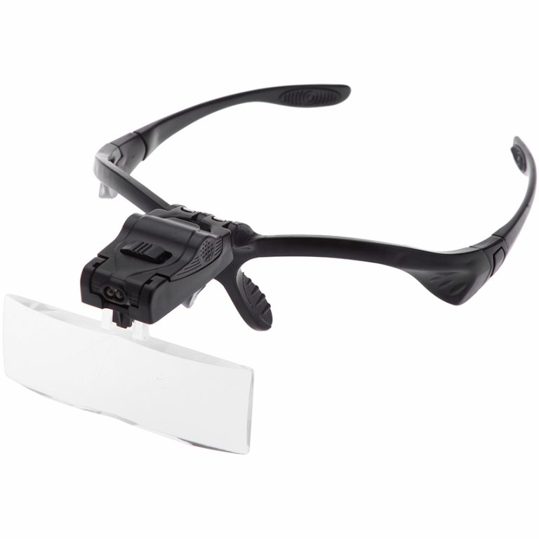LIGHTCRAFT 5 LENS HEAD MAGNIFIER SET - LC1770