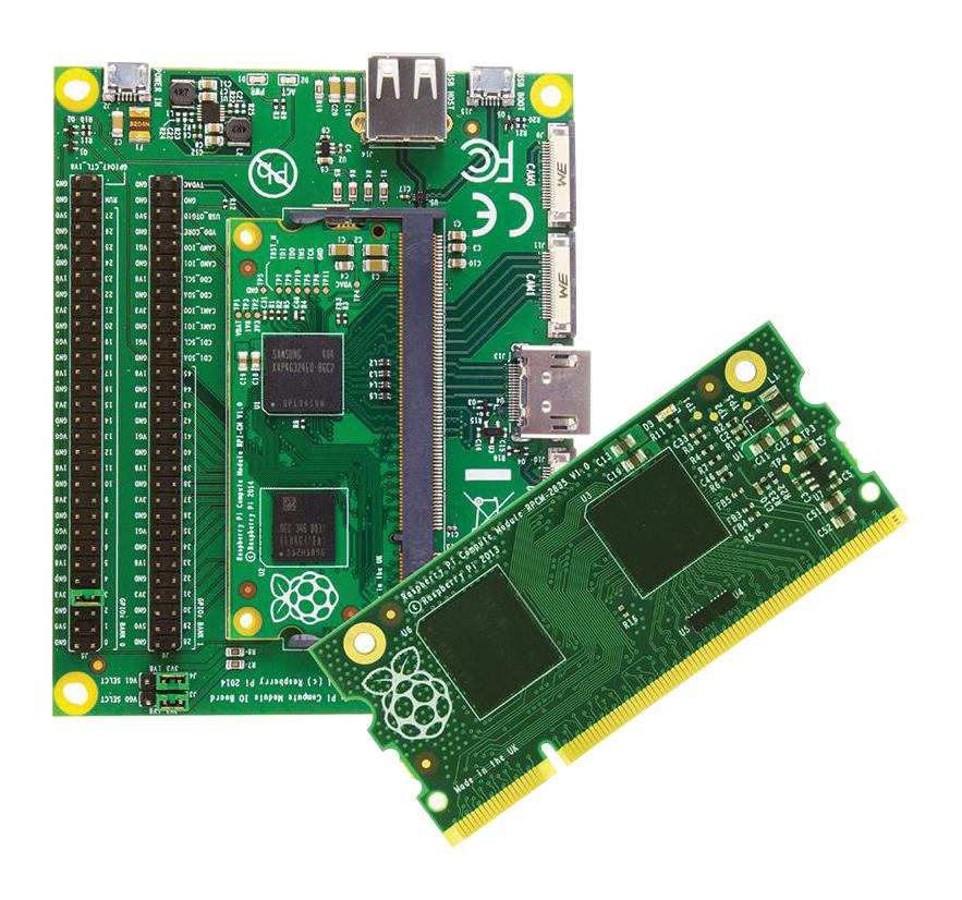 קיט פיתוח - RASPBERRY PI COMPUTE MODULE 3 DEV KIT RASPBERRY PI