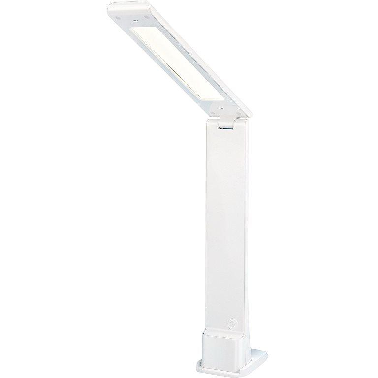 מנורת עבודה שולחנית נטענת עם תאורת LED LIGHTCRAFT