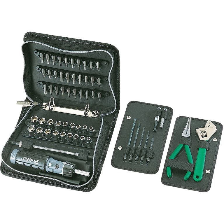PROSKIT PROFESSIONAL ALL-IN-ONE KIT (INCH) - 1PK-943