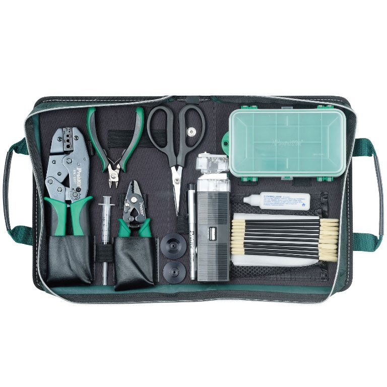 PROSKIT FIBER OPTIC TOOL KIT - 1PK-940KN