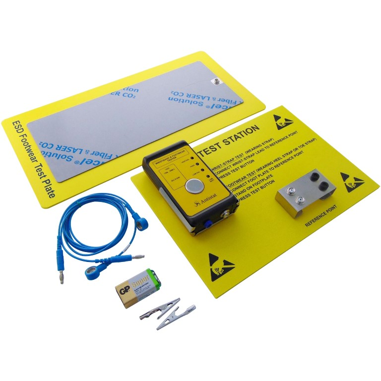 MULTICOMP WRISTBAND TESTER WITH FOOTPLATE