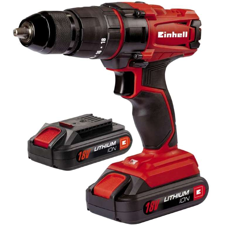 EINHELL 18V PROFESSIONAL CORDLESS IMPACT SCREWDRIVER - TC-CD 18-2 LI-I