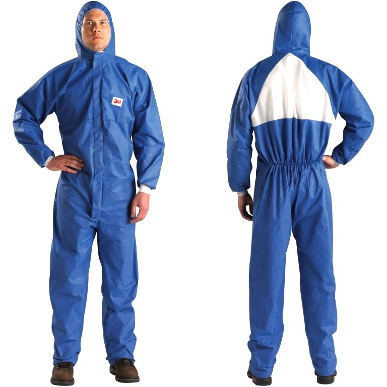 3M PROTECTIVE COVERALLS - 4532+ SERIES