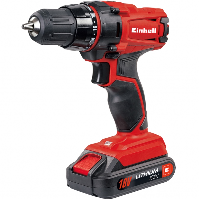 EINHELL 18V PROFESSIONAL CORDLESS SCREWDRIVER - TC-CD 18-2 LI