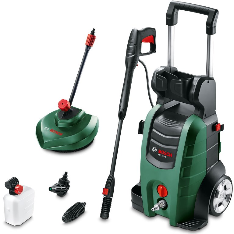 BOSCH 1900W 130BAR ELECTRIC PRESSURE WASHER - AQT 40-13