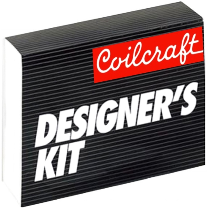 COILCRAFT DESIGNER INDUCTOR KITS & ASSORTMENTS