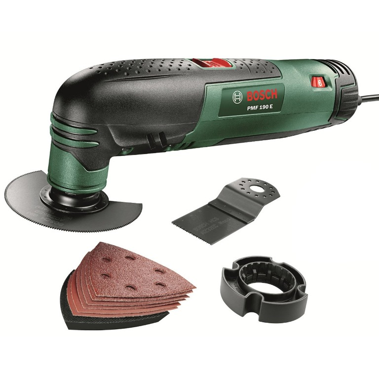 BOSCH MULTIFUNCTION TOOL - PMF 190 E