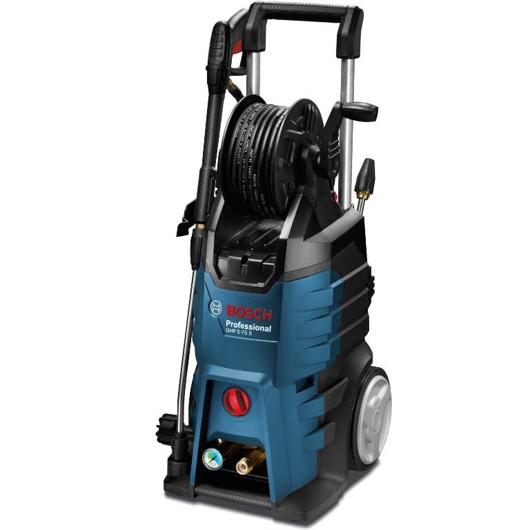 BOSCH 2600W 185BAR ELECTRIC PRESSURE WASHER - GHP5-75X