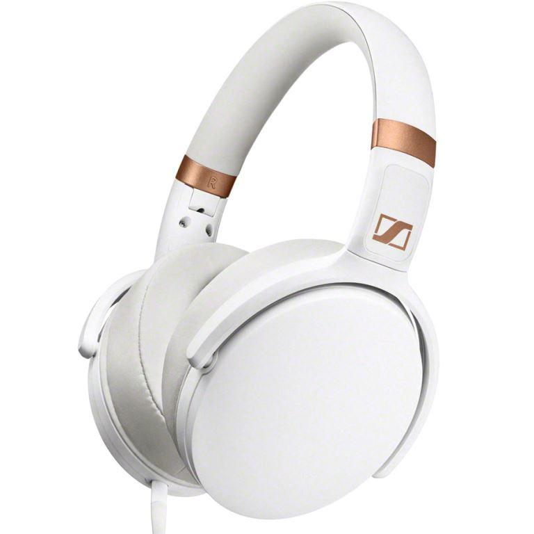 אוזניות HI-FI עם דיבורית סנהייזר  - SENNHEISER HD 4.30I WHITE SENNHEISER