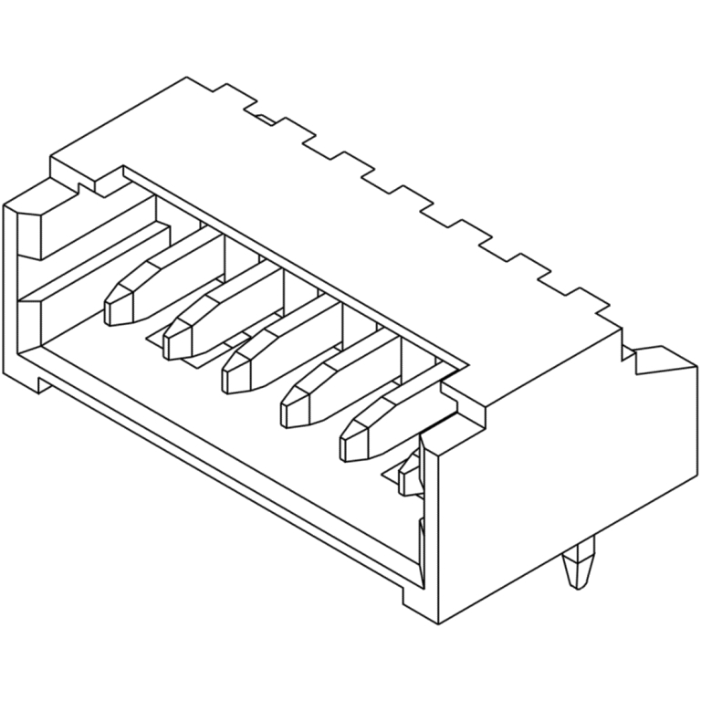 MOLEX 1.25MM PITCH PICOBLADE CONNECTORS