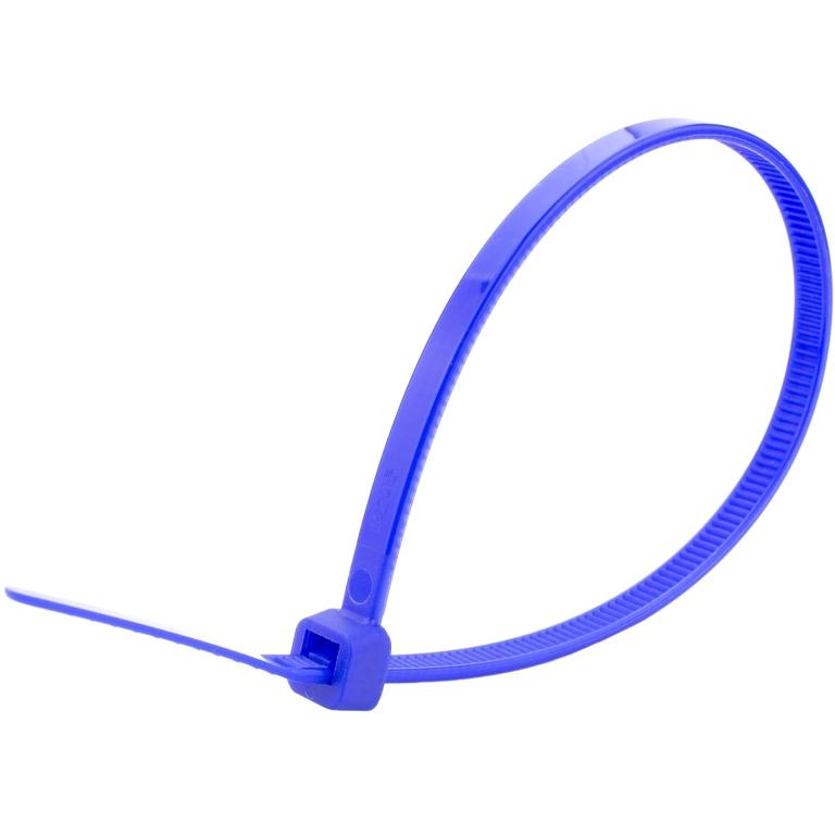 אזיקונים כחולים - 200MM X 4.6MM HELLERMANN TYTON