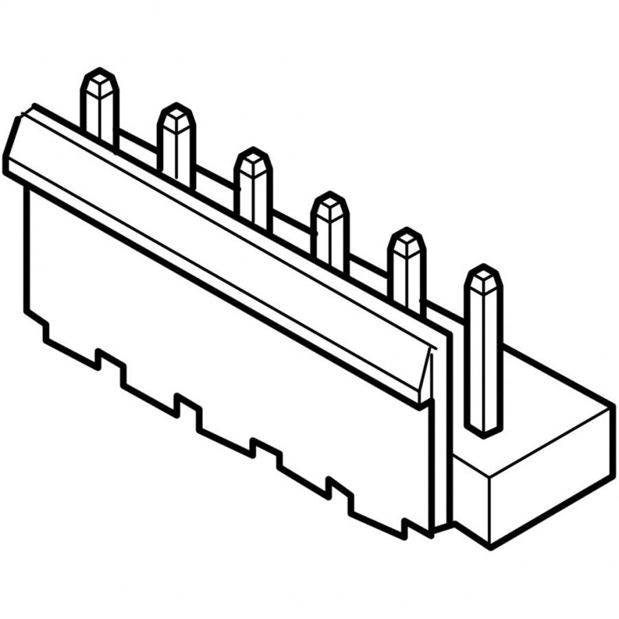 jst 3 96mm pitch crimp style connectors