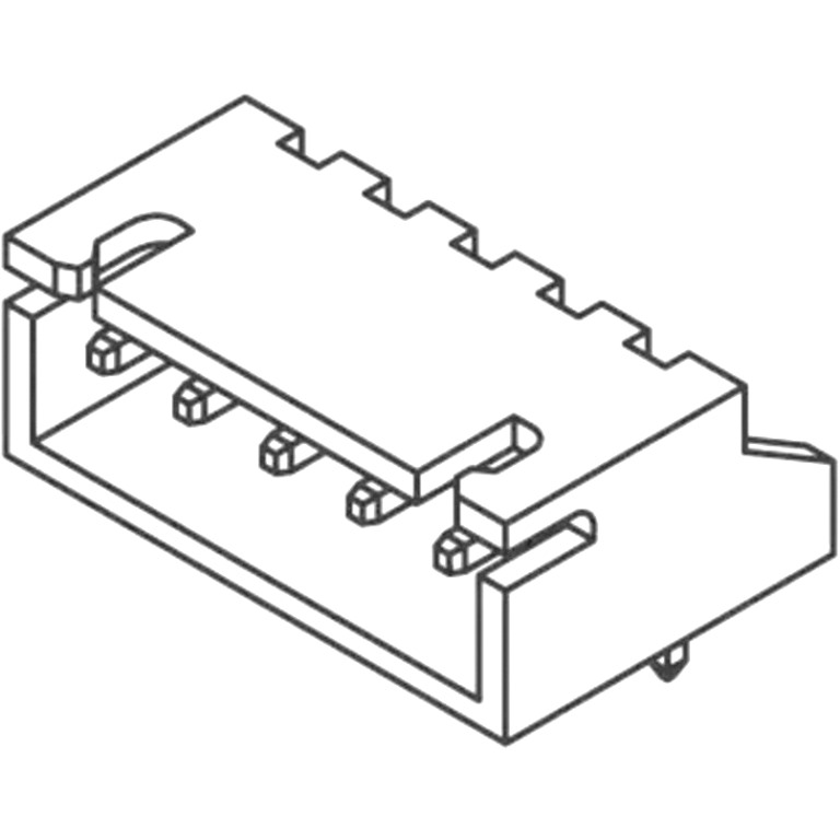 JST 2.5MM PITCH CRIMP STYLE CONNECTORS - XH SERIES