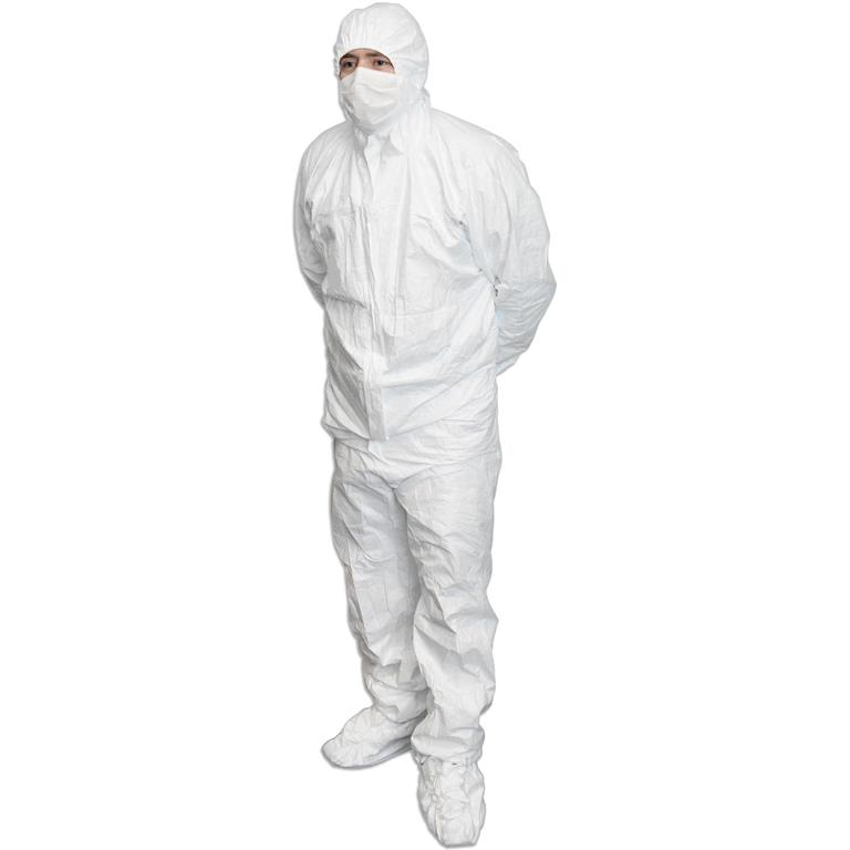 INTEGRITY DISPOSABLE COVERALL & LAB COAT CLEAN ROOM APPAREL