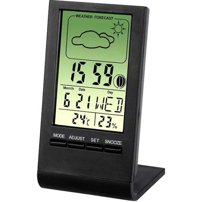 HAMA DIGITAL DESK THERMOMETER HYGROMETER - TH-100