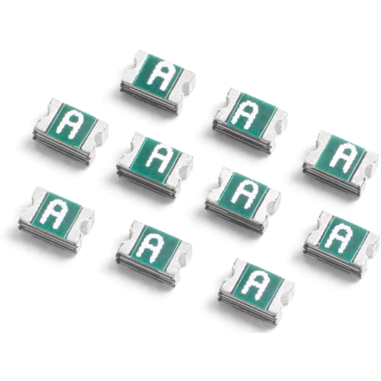 LITTLEFUSE RESETTABLE SURFACE MOUNT PTCS - POLY-FUSE 0805L SERIES