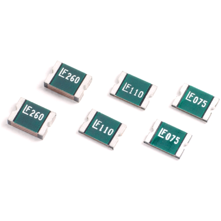 LITTLEFUSE RESETTABLE SURFACE MOUNT PTCS - POLY-FUSE 1812L SERIES