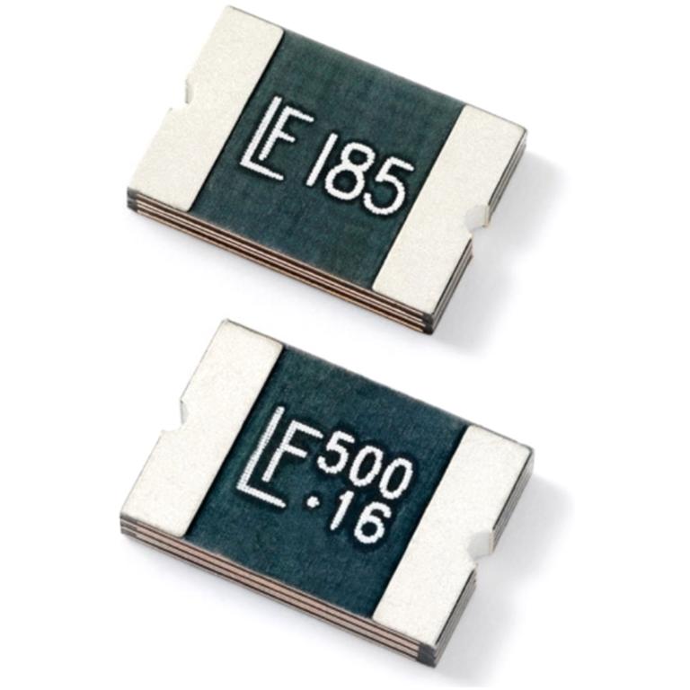 פיוז מתאפס SMD , 2920 , 33VDC , 1.1A / 2.2A - PTC LITTLEFUSE