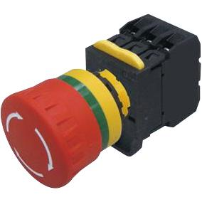 MULTICOMP EMERGENCY STOP SWITCHES - MCA20B SERIES