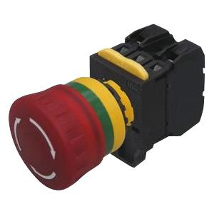 MULTICOMP EMERGENCY STOP SWITCHES - MCA20L SERIES