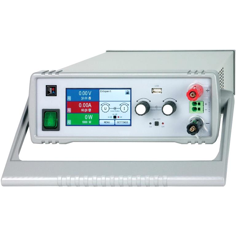EA ELEKTRO-AUTOMATIK ADJUSTABLE ELECTRONIC LOAD - EA-EL 9000 DT SERIES