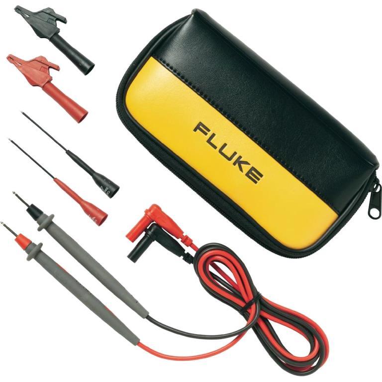 FLUKE BASIC ELECTRONIC DMM TEST LEAD KIT - TL80A-1