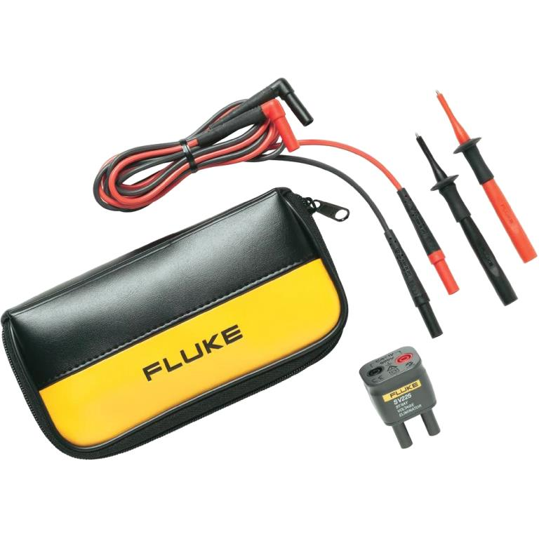 FLUKE BASIC DMM TEST LEAD KIT & STRAY VOLTAGE ELIMINATOR - TL225-1