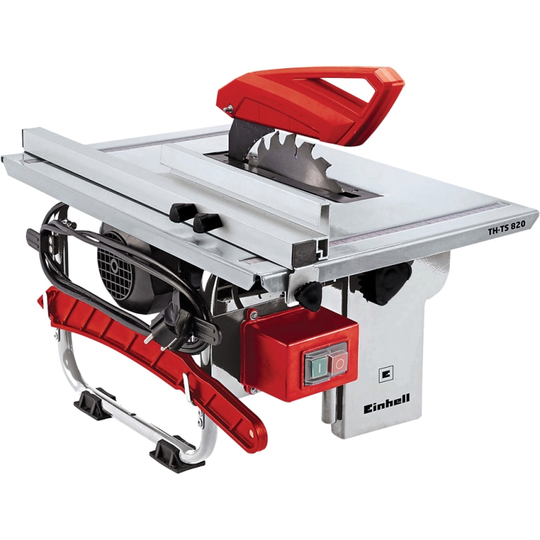 EINHELL 800W TABLE SAW - TH-TS 820