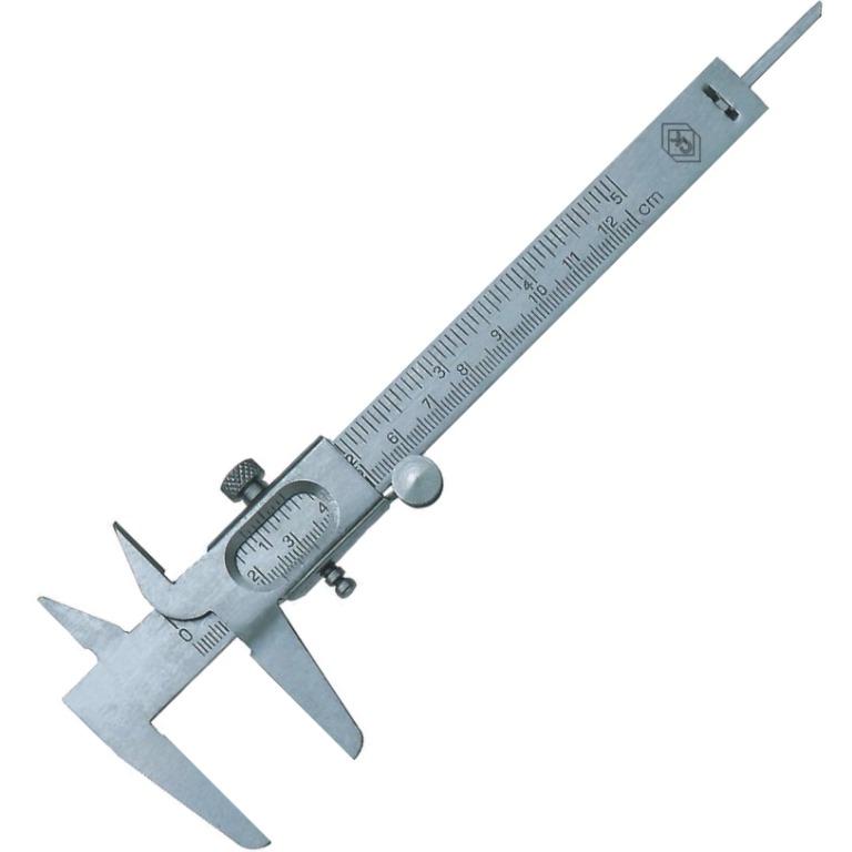 קליבר - 125MM - גוף מתכת - CK TOOLS T3451 CK TOOLS