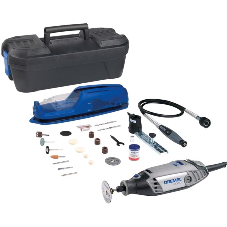 DREMEL 3000 DIAMOND  MULTITOOL KIT