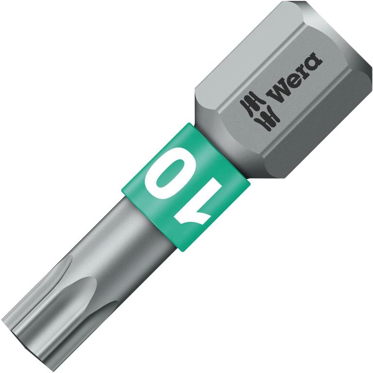 WERA BITORSION 1/4 HEXAGON BITS