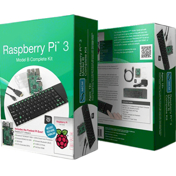 RASPBERRY PI 3 - MODEL B+ 1GB - PREMIUM KIT RASPBERRY PI
