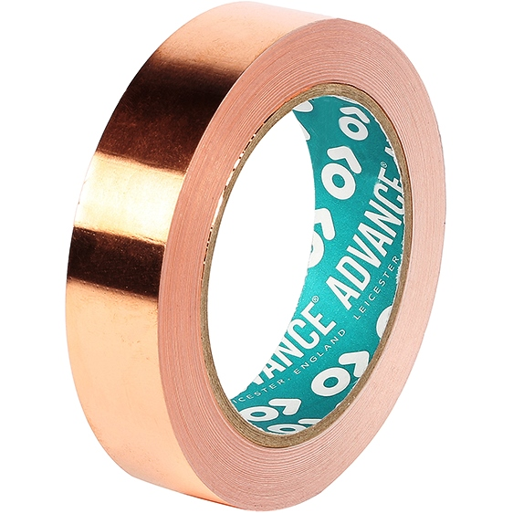 ADVANCE TAPES CONDUCTIVE ELECTRO FOIL SHIELDING TAPES