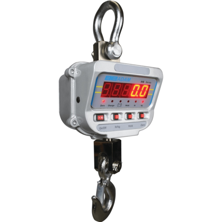 ADAM EQUIPMENT CRANE SCALE - IHS SERIES