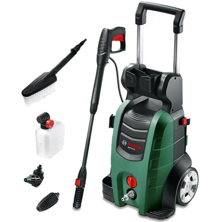 BOSCH 1900W 130BAR ELECTRIC PRESSURE WASHER - AQT 42-13 CWS