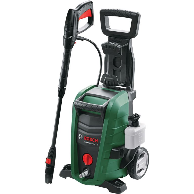 BOSCH 1500W 125BAR ELECTRIC PRESSURE WASHER - UNIVERSAL AQUATAK 125