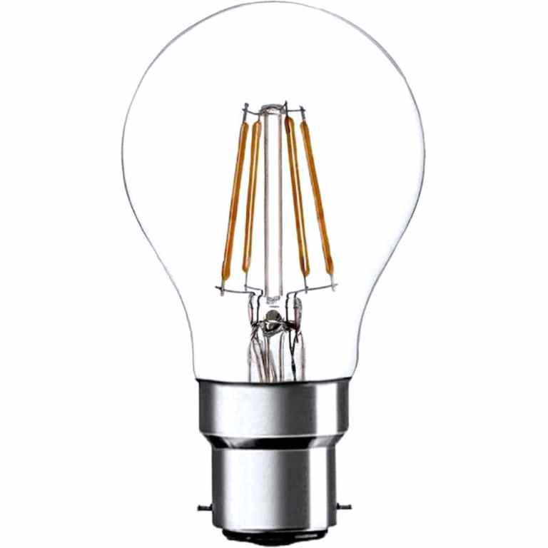 PRO-ELEC FILAMENT B22 LED LAMPS