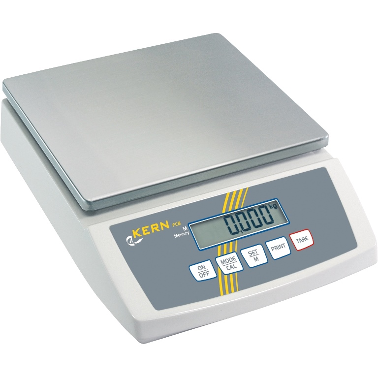 KERN PRECISION BENCH SCALES - FCB SERIES