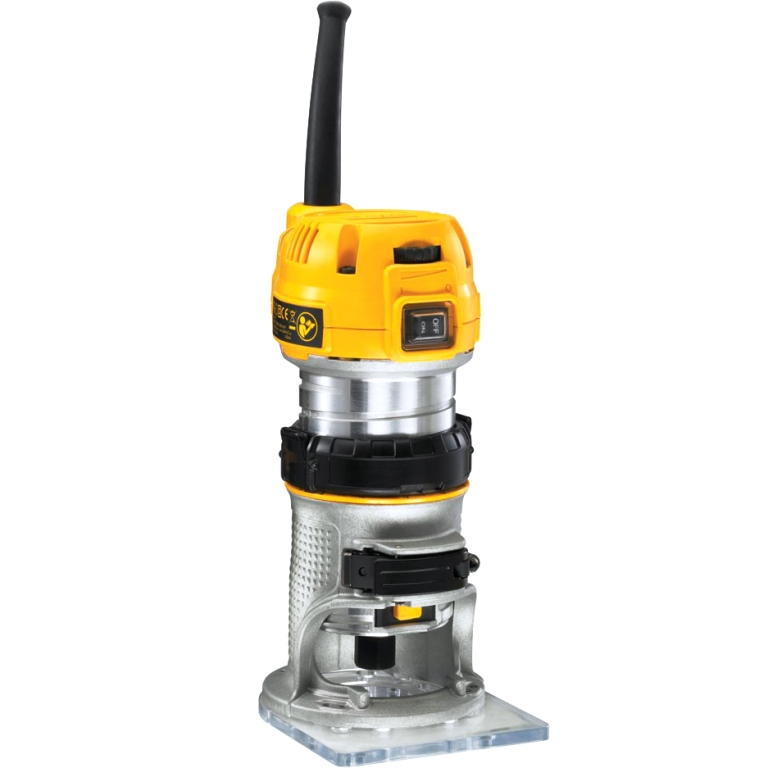 DEWALT 900W COMPACT FIXED BASE ROUTER - D26200