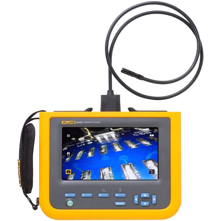 FLUKE DS701 HIGH RESOLUTION DIAGNOSTIC VIDEOSCOPE