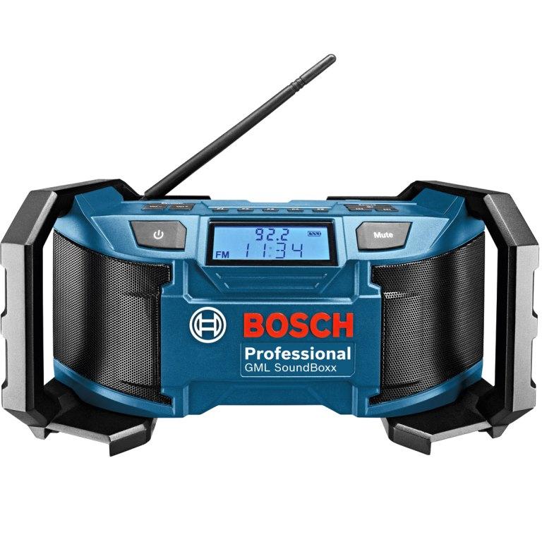 BOSCH PROFESSIONAL JOB SITE DIGITAL RADIO - GML SOUNDBOXX