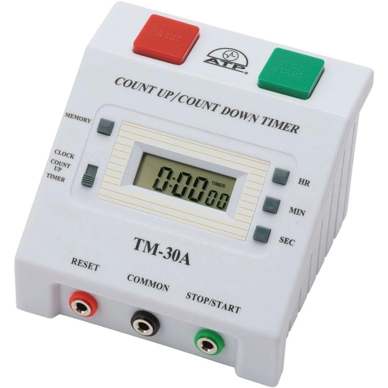ATP BENCH PROCESS STOP CLOCK TIMER - TM-30A