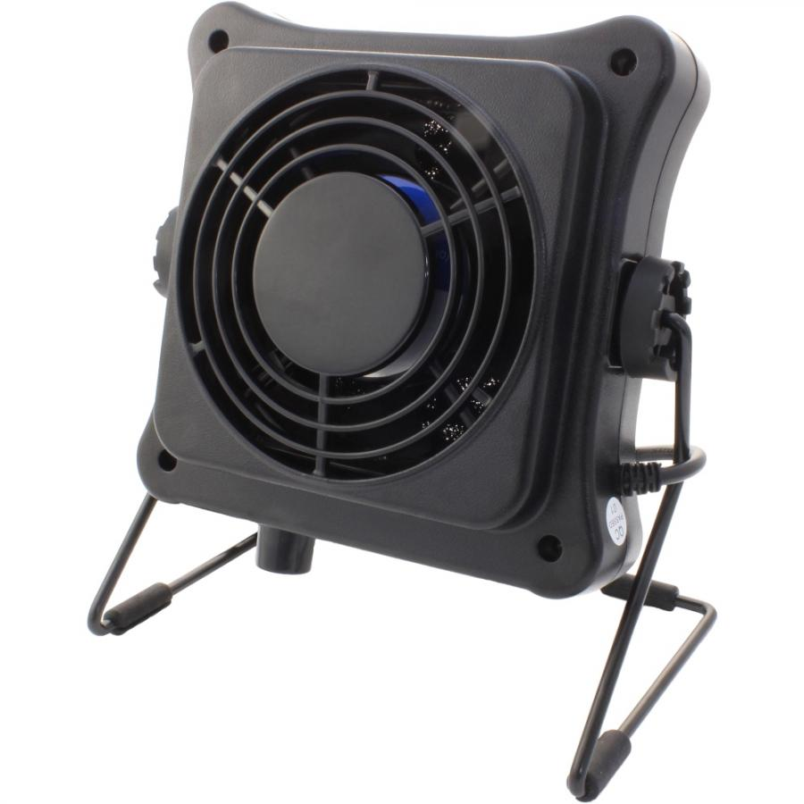 DURATOOL DUAL FUNCTION BENCH FAN & SOLDER SMOKE ABSORBER