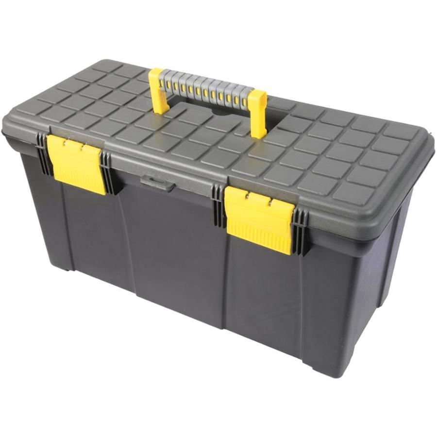 DURATOOL PLASTIC TOOL BOXES
