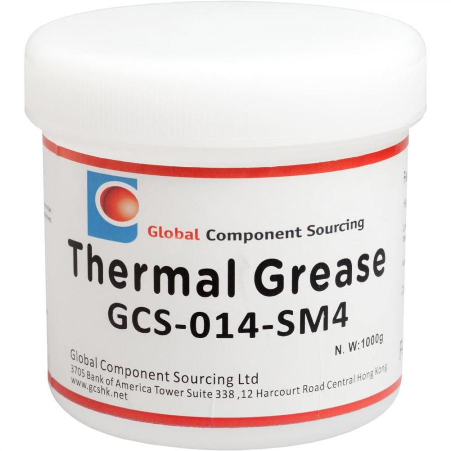 GLOBAL COMPONENT SOURCING THERMAL SILICONE GREASE - GCS-014-SM4