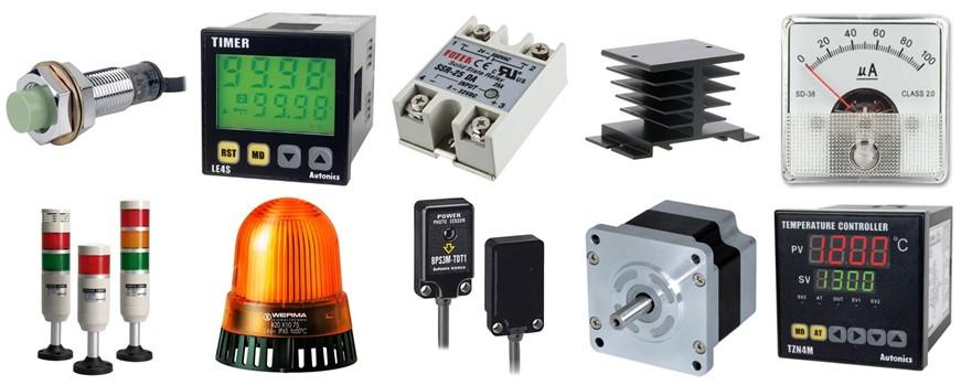 רכיבי חשמל ובקרה חשמל-ובקרה