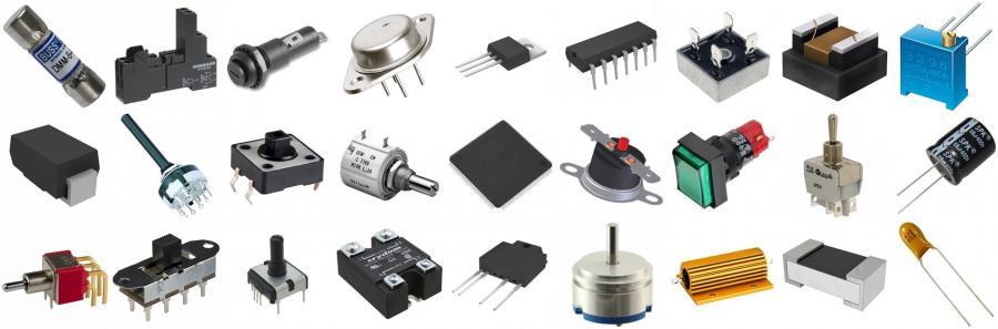 רכיבי אלקטרוניקה electronics